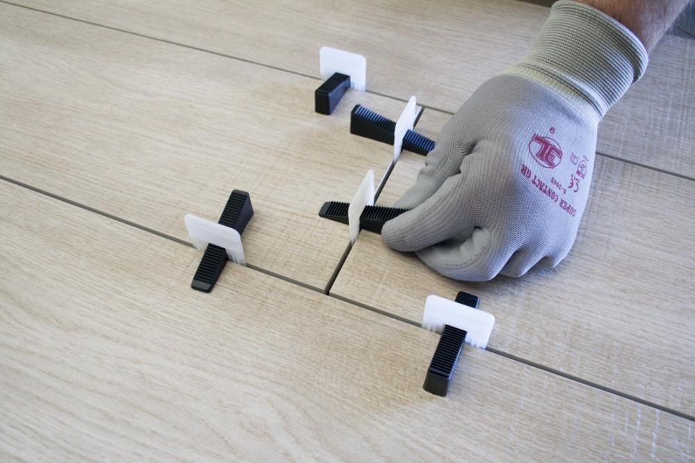 posa pavimenti | crocette autolivellanti